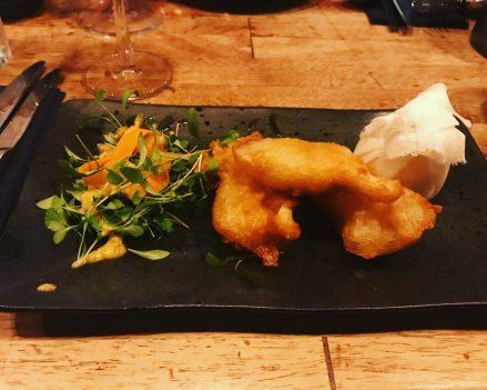 Crispy Squid - Monteiths