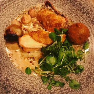 Roast Chicken - Monteiths