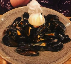 Mussels - Monteiths