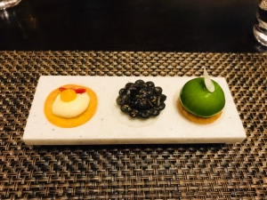 Amuse bouche - Castle Terrace