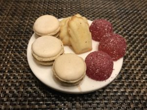 Petit Fours - Castle Terrace