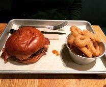 Bacon Cheese burger - Burger