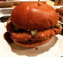 Katsu burger - Burger