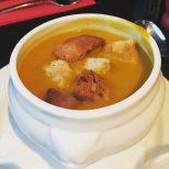 Butternut Squash Soup - Le Monde