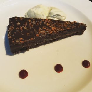 Chocolate and Hazelnut Torte - Le Monde