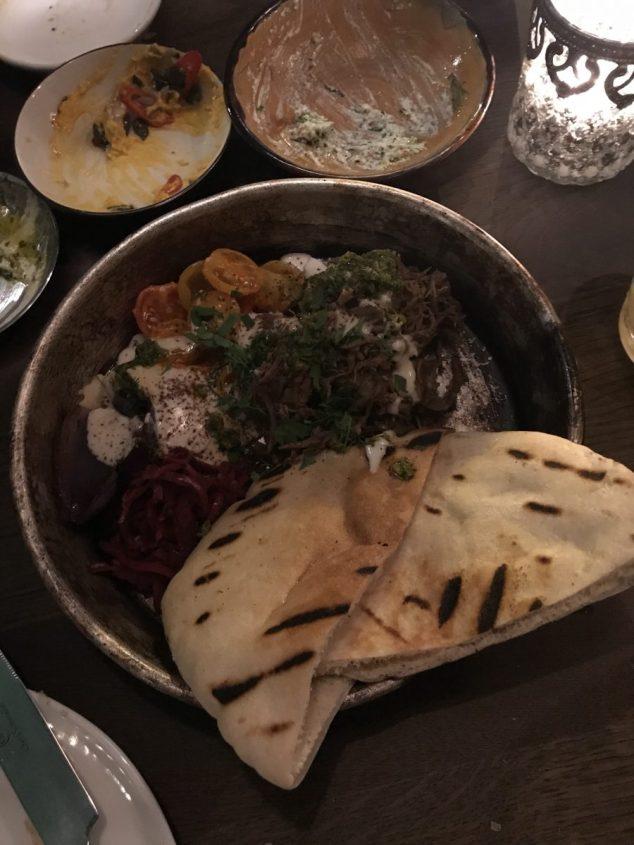 Lamb Shawarma - BABA