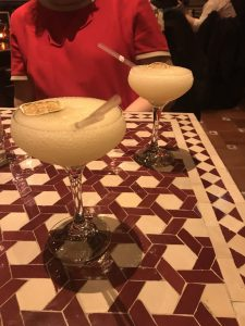 Frozen margaritas - Cafe Andaluz