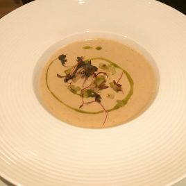 Celeriac Soup - Michael Neave