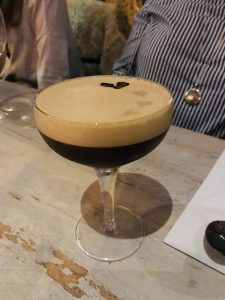 Espresso martini - Herringbone