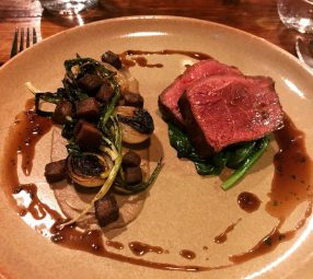 Aged Beef Sirloin - Forage and Chatter