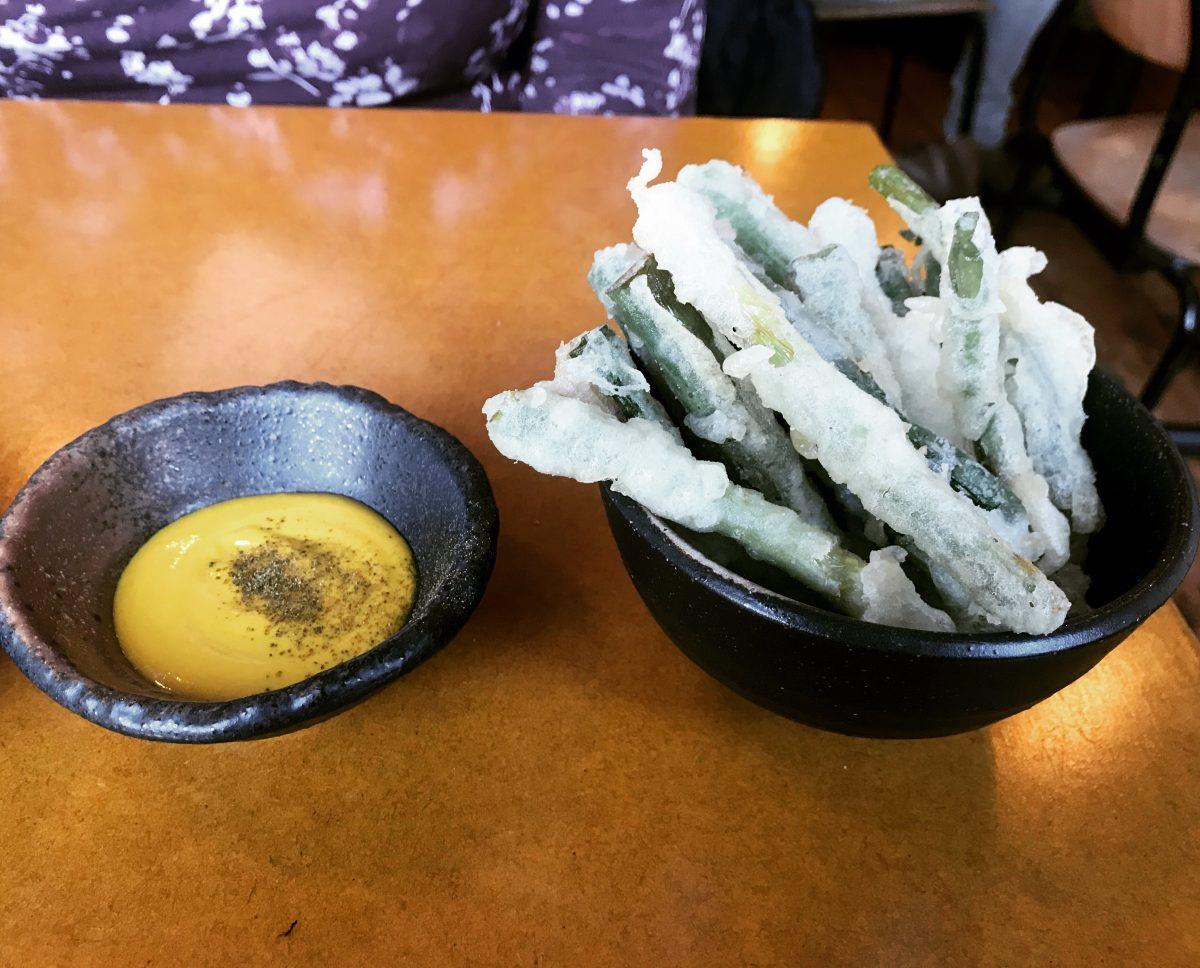 Scallion Fries - Bodega