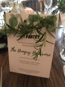 Hungry Herbivore - The Pantry