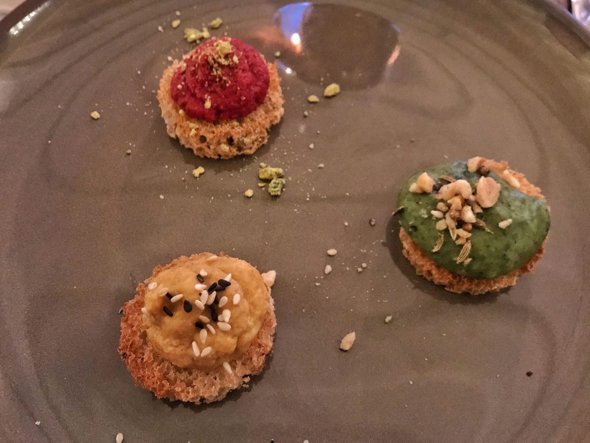 Appetisers - The Pantry