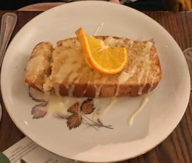 Orange cake - The Pantry