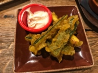 Courgette Tempura - Harry's Bar