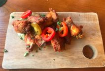Chicken wings - Diablo Loco