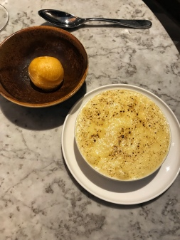 Crema Catalan Foam - Bistro Deluxe