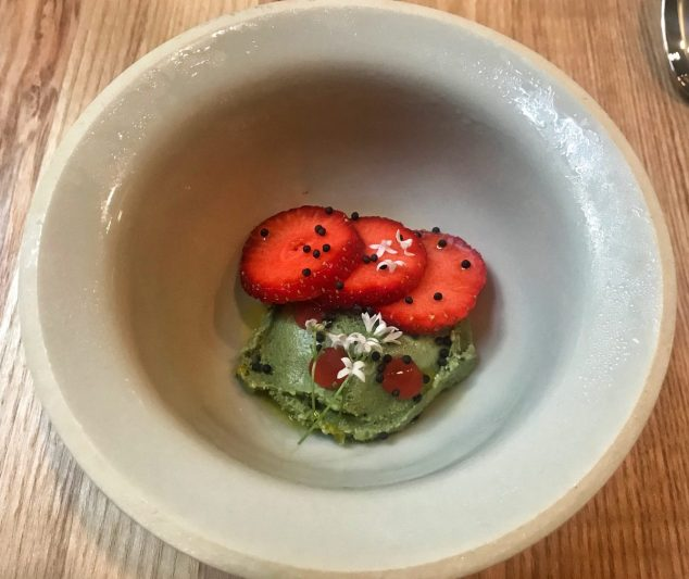 Strawberry, woodruff, rapeseed - Fhior