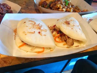 Spicy Korean Pulled Pork Bao Buns - Miss Woo's