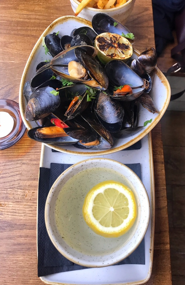 Mussels - Brunch and Supper