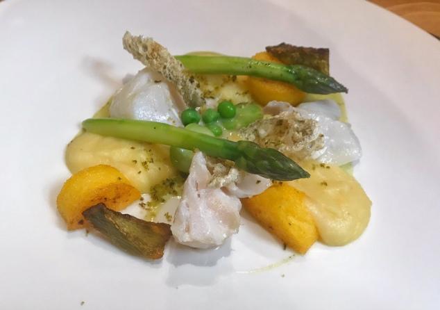 Salted cod - Mono