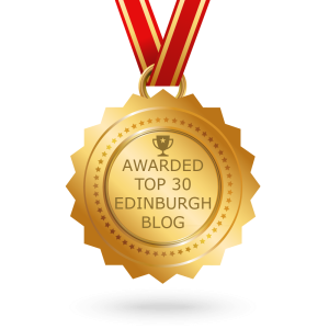 Feedspot Top 30 Blog Medal