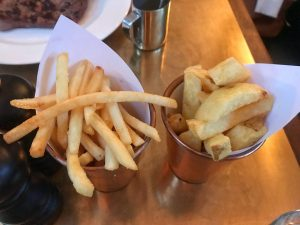 Fries and Chips - Hawksmoor