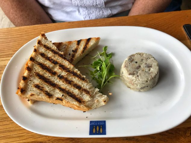 Potted Mackerel - Loch Fyne