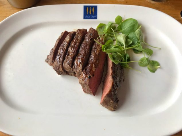 Flat Iron Steak - Loch Fyne
