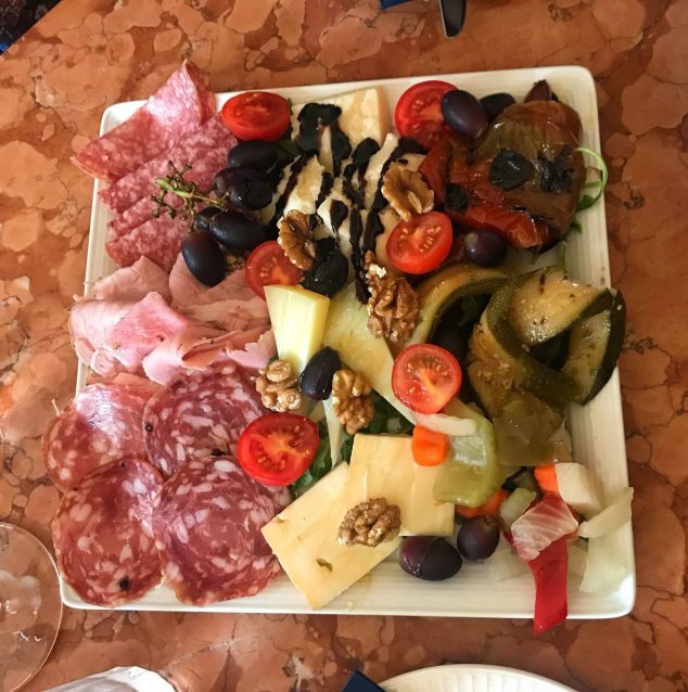 Antipasti Sharing Platter - The Wine House 1821