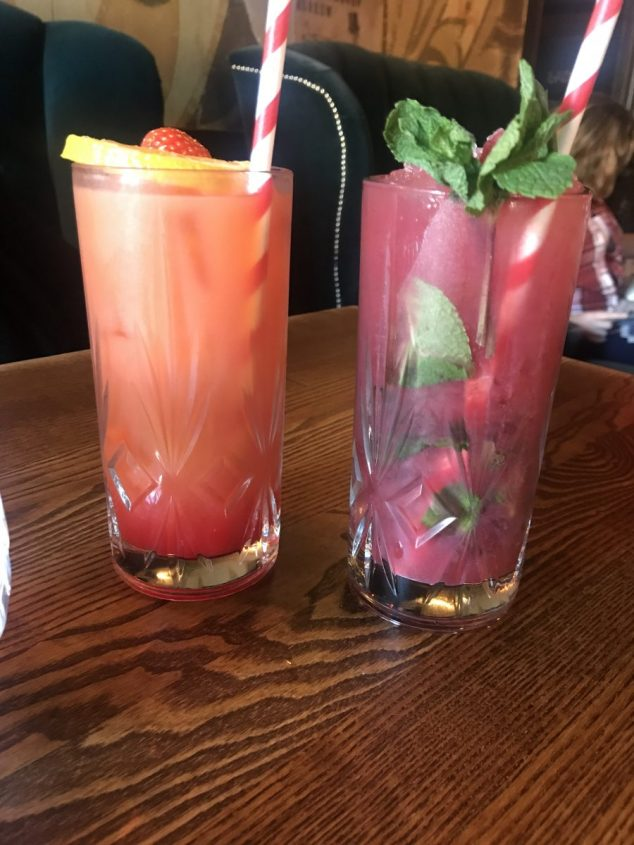 Cocktails - Barologist