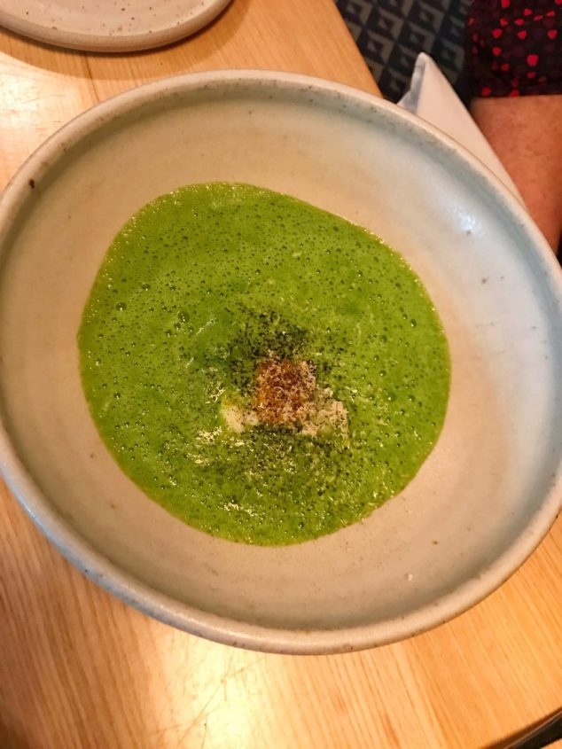 Watercress Soup - Borough