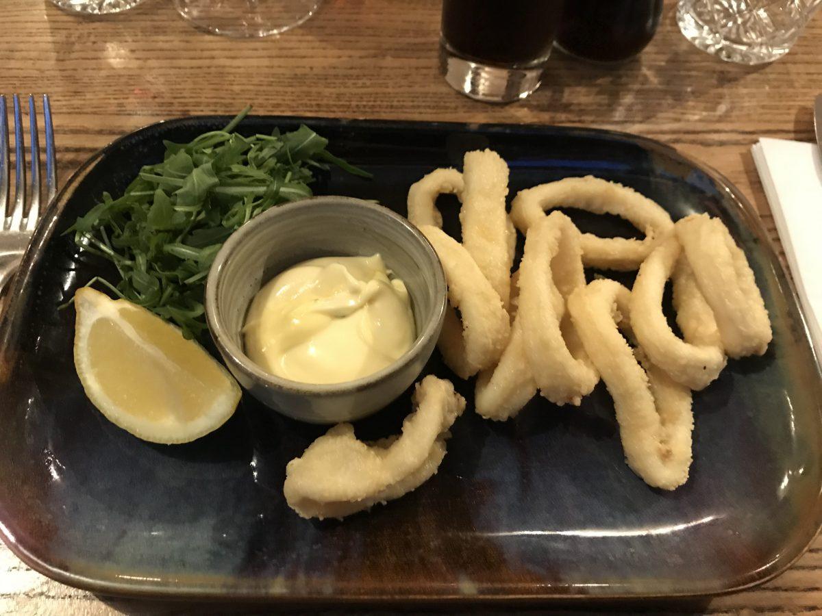 Calamari - Mia